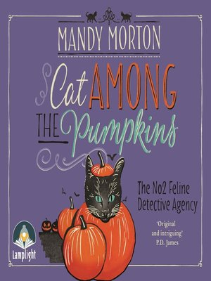 cover image of Cat Among the Pumpkins--A Hettie Bagshot Mystery