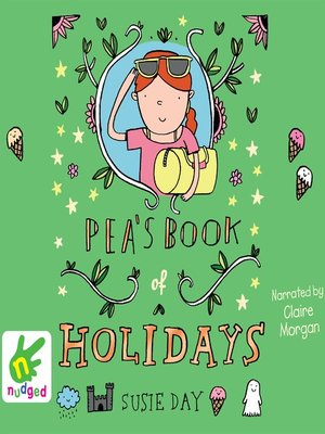 cover image of Pea's Book of Holidays
