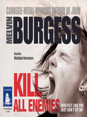 cover image of Kill All Enemies