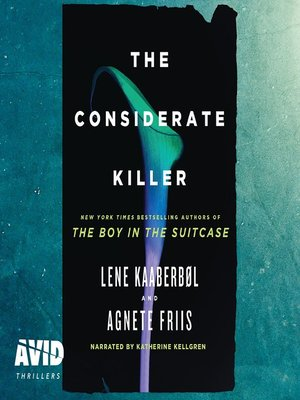 cover image of The Considerate Killer