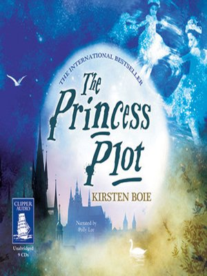 cover image of The Princess Plot