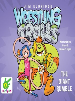 cover image of The Giant Rumble--Wrestling Trolls--Match Three