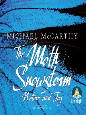 cover image of The Moth Snowstorm