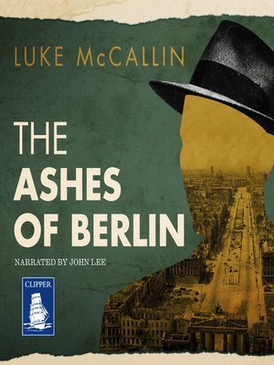 cover image of The Ashes of Berlin--Gregor Reinhardt series, Book 3