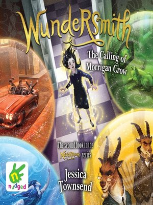 cover image of Wundersmith
