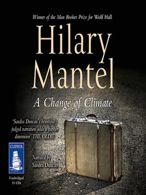 cover image of A Change of Climate