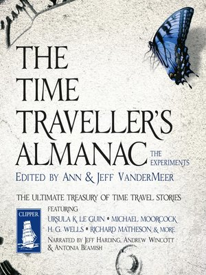 cover image of The Time Traveller's Almanac--Experiments