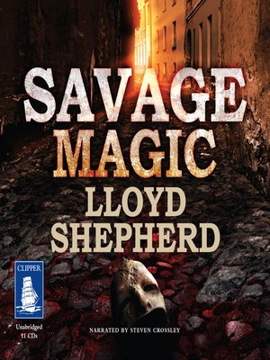 cover image of Savage Magic