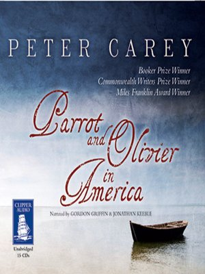 cover image of Parrot and Olivier in America