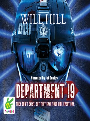 cover image of Department 19