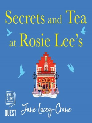 cover image of Secrets and Tea at Rosie Lee's