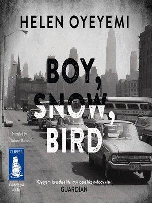 cover image of Boy, Snow, Bird