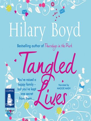 cover image of Tangled Lives