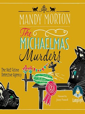 cover image of The Michaelmas Murders