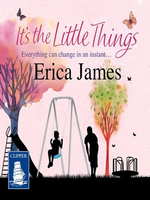 cover image of It's the Little Things