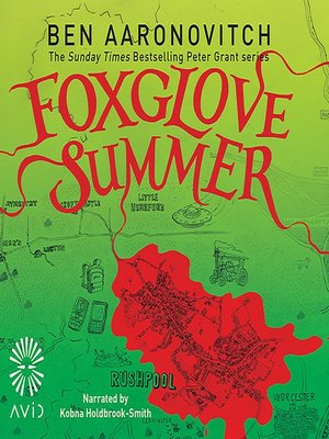 cover image of Foxglove Summer