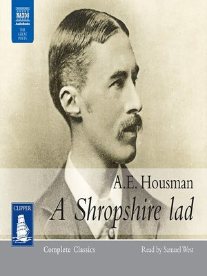 cover image of A Shropshire Lad