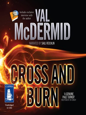 cover image of Cross and Burn
