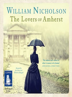 cover image of The Lovers of Amherst