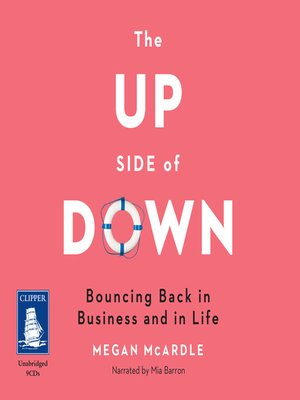 cover image of The Up Side of Down