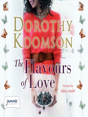 cover image of The Flavours of Love