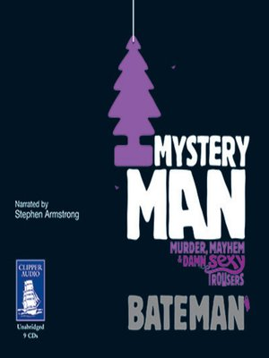 cover image of Mystery Man