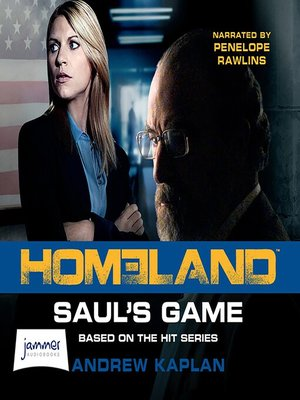 cover image of Homeland--Saul's Game
