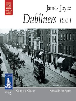 cover image of Dubliners--Part I