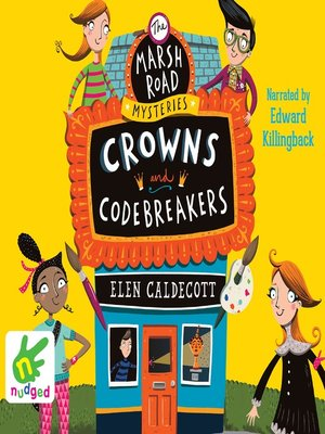 cover image of Crowns and Codebreakers
