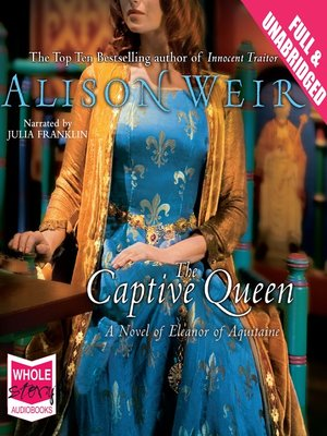 cover image of The Captive Queen
