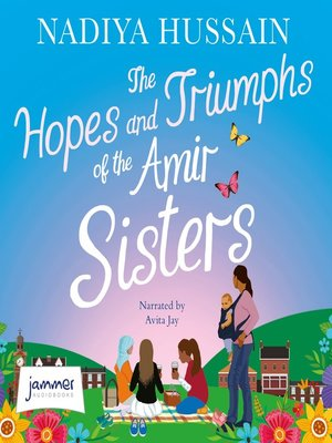 cover image of The Hopes and Triumphs of the Amir Sisters