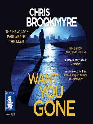 cover image of Want You Gone