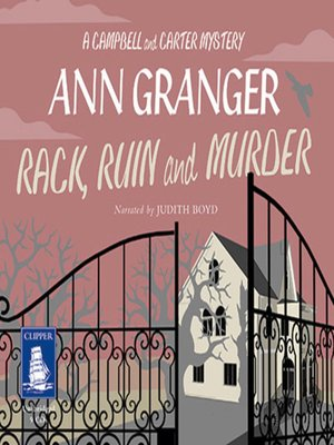 cover image of Rack, Ruin and Murder