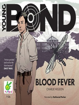 cover image of Young Bond--Blood Fever