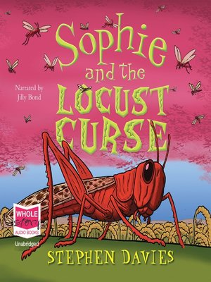 cover image of Sophie and the Locust Curse