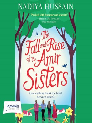 cover image of The Fall and Rise of the Amir Sisters