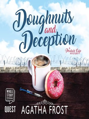cover image of Doughnuts and Deception