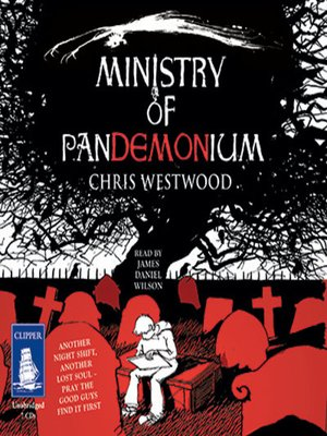 cover image of Ministry of Pandemonium