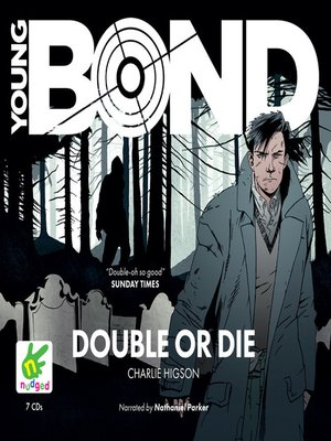 cover image of Young Bond--Double Or Die