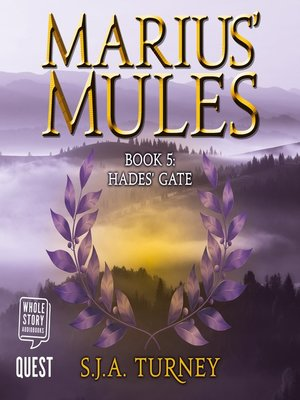 cover image of Hades' Gate