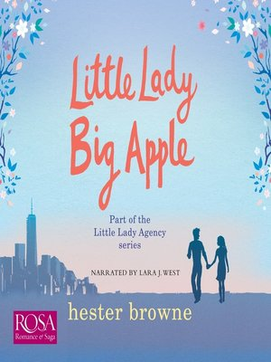 cover image of Little Lady, Big Apple