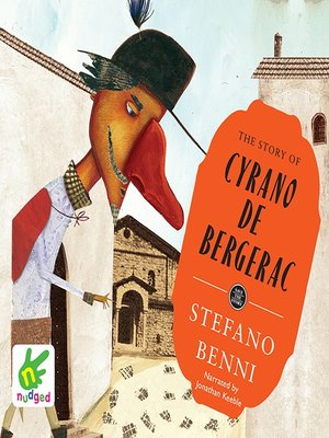 cover image of The Story of Cyrano de Bergerac