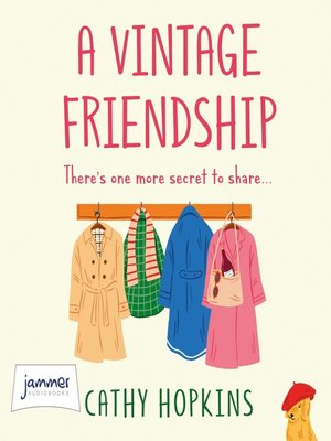 cover image of A Vintage Friendship