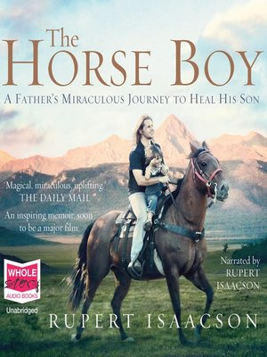 cover image of The Horse Boy