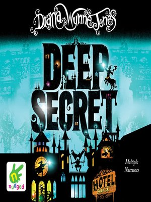 cover image of Deep Secret