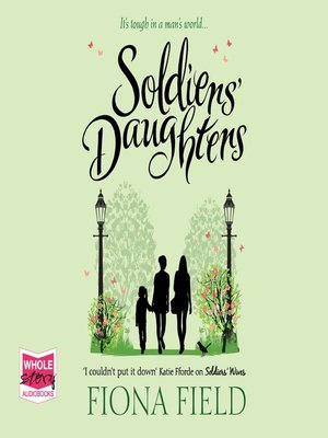 cover image of Soldiers' Daughters