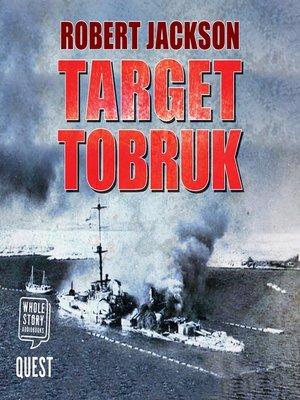 cover image of Target Tobruk