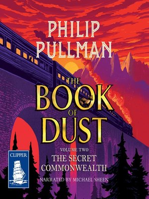 cover image of The Secret Commonwealth--The Book of Dust Volume Two