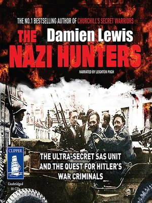 cover image of The Nazi Hunters