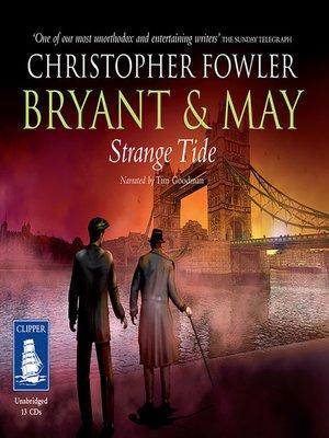 cover image of Strange Tide
